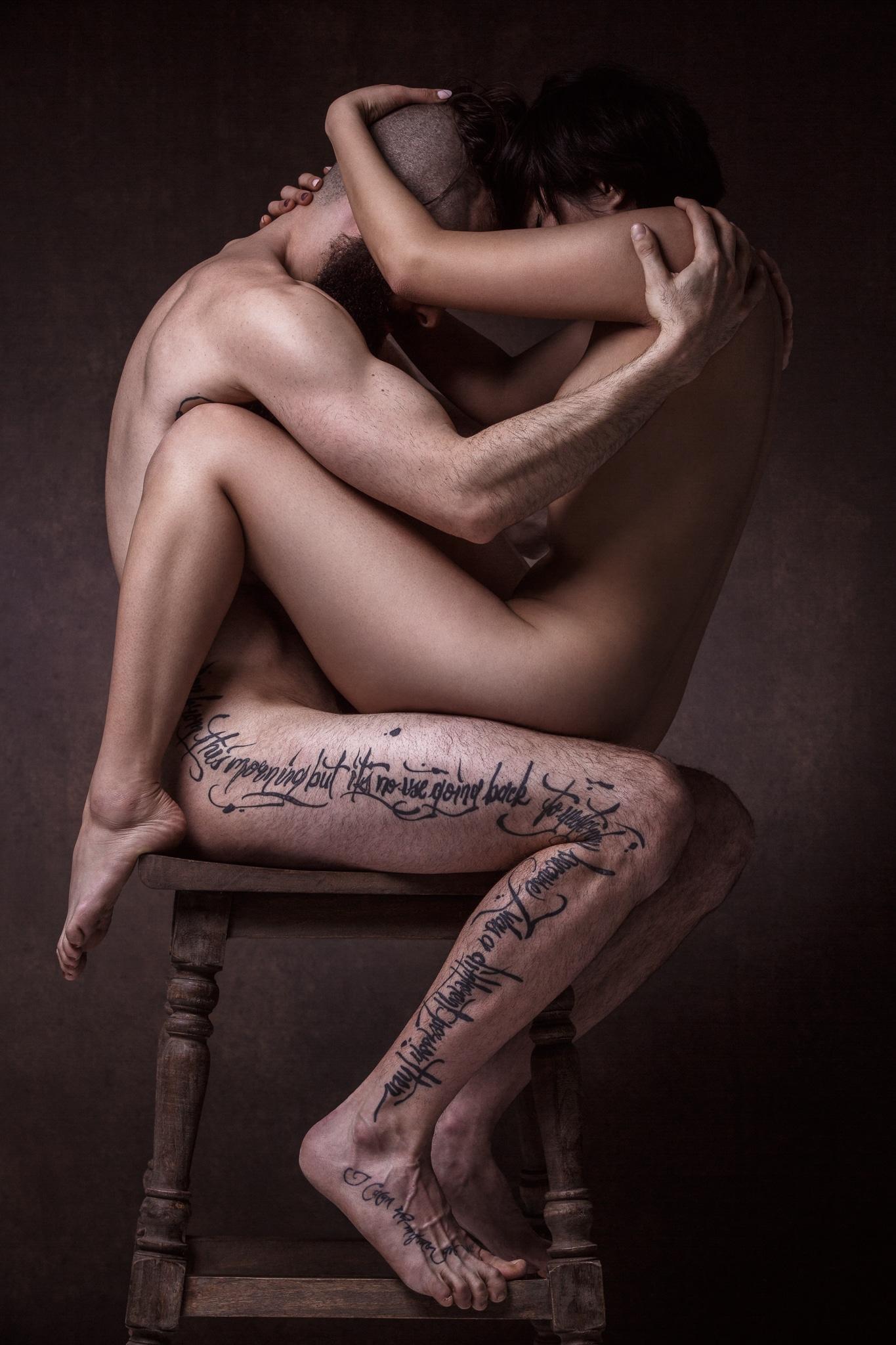 Art Nude Duo